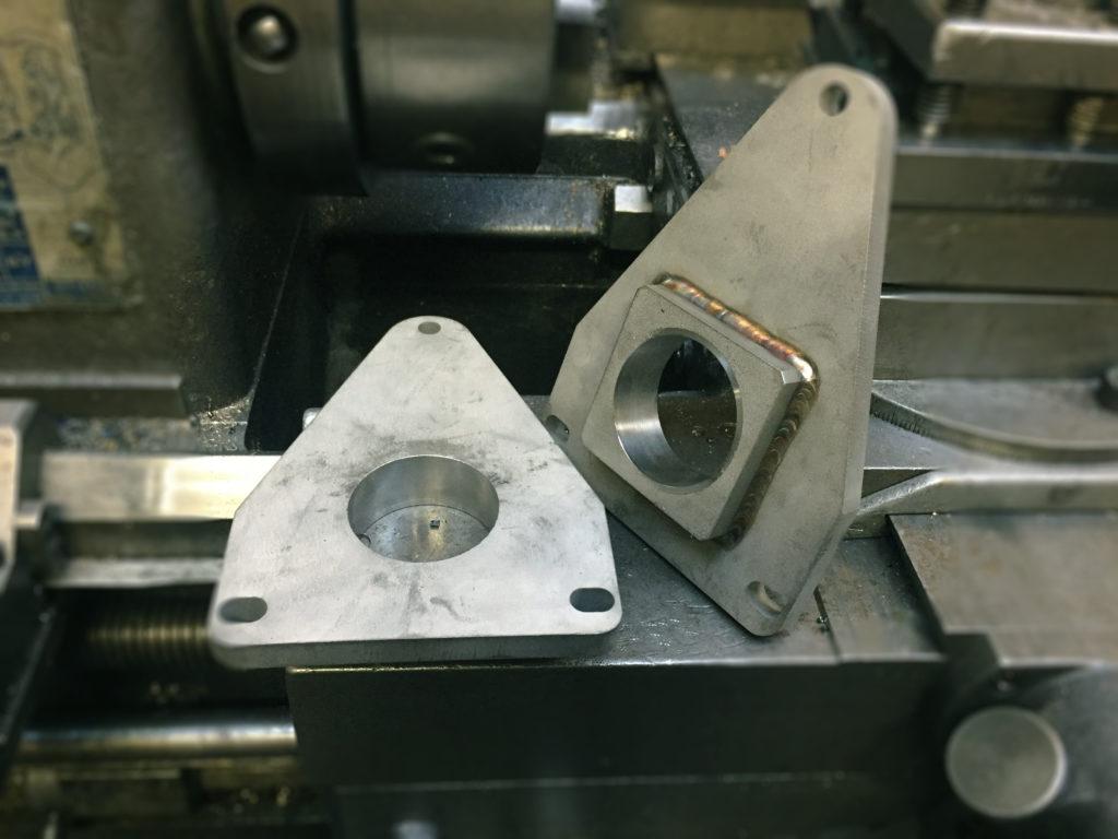 Pièces mécaniques sur mesures pour maintenance