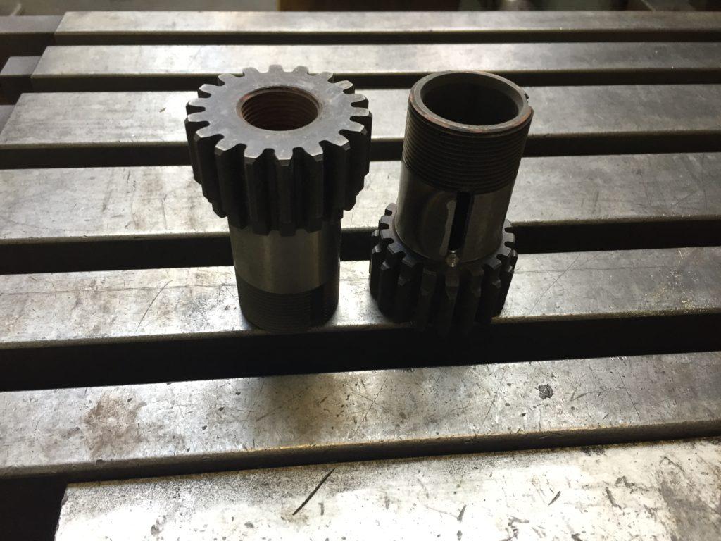 Réparation pièce mécanique Saint Etienne