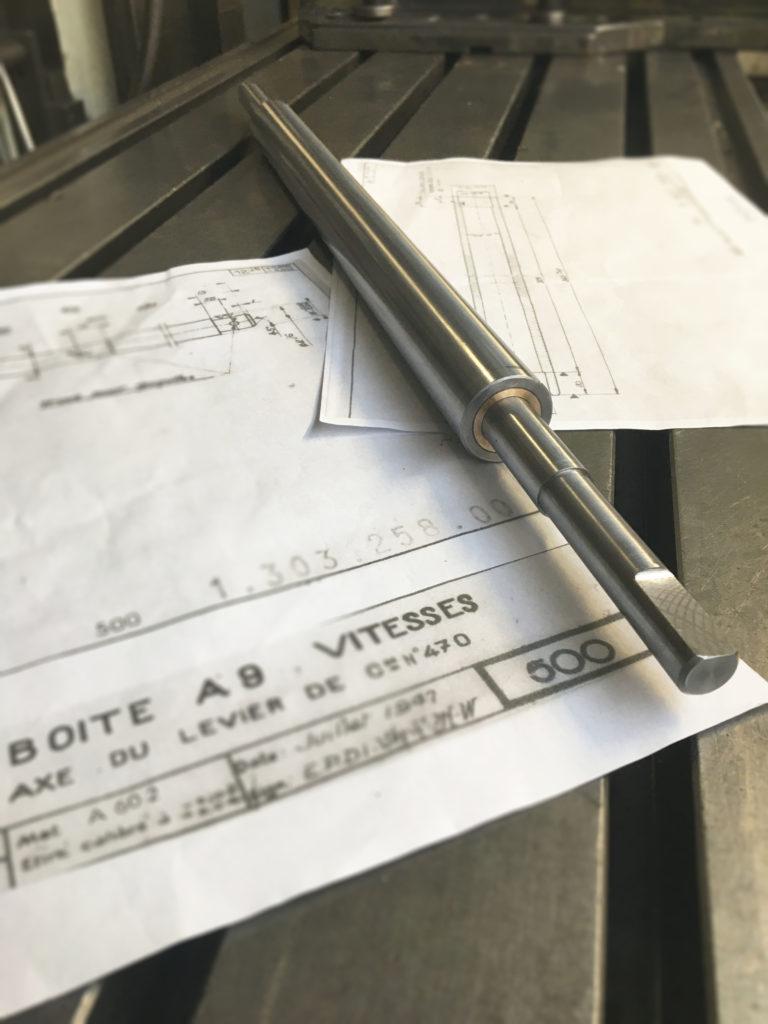 tournage et fraisage, Saint Etienne